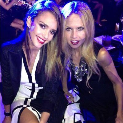 Jessica Alba, Rachel Zoe