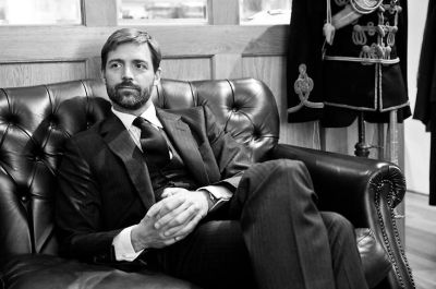 Interview: Menswear Designer Patrick Grant Gives His Perspective On London Style