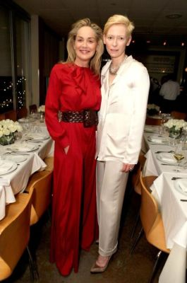 Sharon Stone, Tilda Swinton