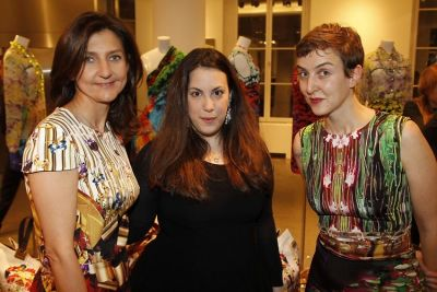 Sophie Delafontaine, Mary Katrantzou