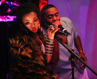 New Year's Eve With Lauryn Hill And LeBron James At The Shelborne South Beach Hotel
