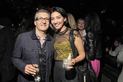Carlos Becile, Suzanne Rae