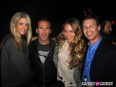 Courtney McGowan, Scott Lipps, Chelsea Burcz