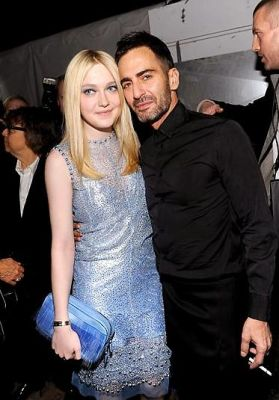 Dakota Fanning, Marc Jacobs