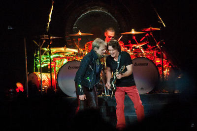 David Lee Roth, Eddie Van Halen