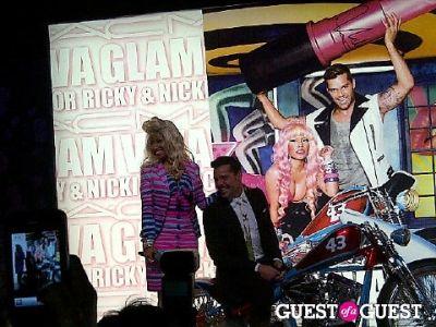 Nicki Minaj, Ricky Martin