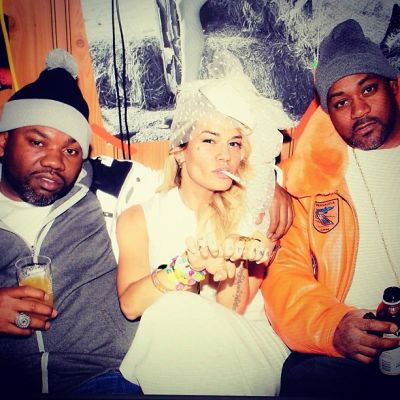 Raekwon, Jenne Lombardo, Ghostface Killah