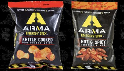 Power Up Your Super Bowl Party With ARMA Energy