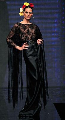International Flamenco Fashion Show 2012
