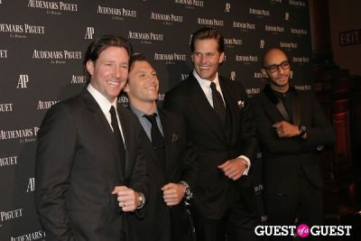 Ed Burns, Sean Avery, Tom Brady, Swizz Beatz