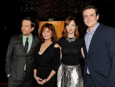 Ed Helms, Susan Sarandon, Judy Greer, Jason Segel
