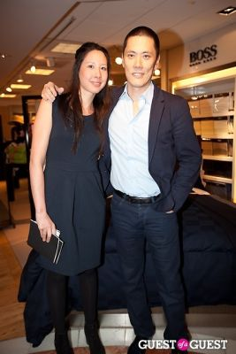 Hugo Boss Home Bedding Launch Event at Bloomingdale's