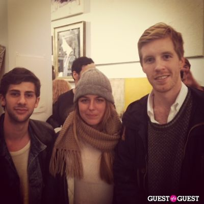 Nick Etre, Chelsea Burcz, Drew Mckenzie