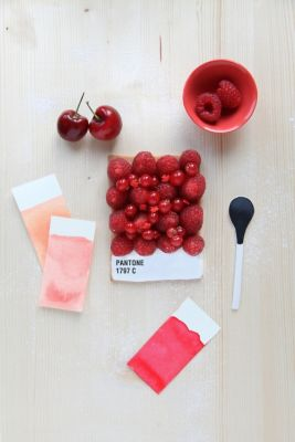 Pantone Desserts