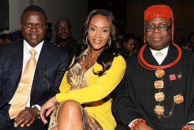 Timi Alaibe (NDDC), Vivica Fox, King Frank Okurakpo