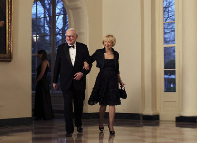 Warren Buffett State Dinner