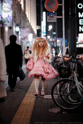 Only In Japan: Outrageous Fashion Trends In Tokyo