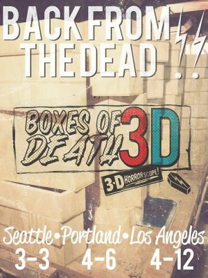 Boxes of Death 3D