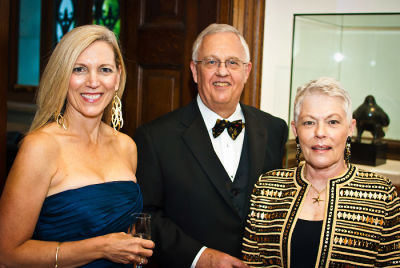 Catherine Armour, Fred Bollerer, Susan Bollerer