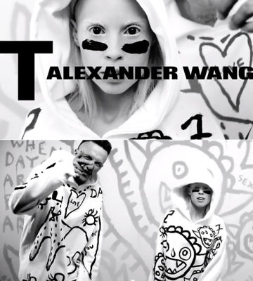 Today In Fashion News: Alexander Wang Gets A Shoutout On The Die Antwoord Album, Irvine Is Apparently America's Most Fashionable City & More!