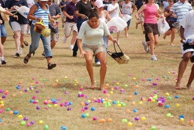 Easter For Grownups: Five Fun Things To Do After You've Stopped Believing In The Easter Bunny