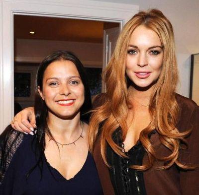 Eva Zuckerman, Lindsay Lohan