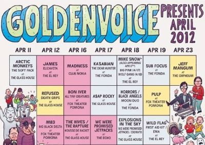Goldenvoice April