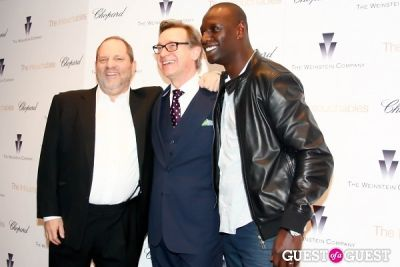 Harvey Weinstein, Paul Feig, Omar Sy
