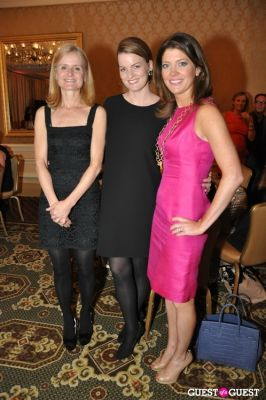 Laurie Abraham, Maggie Bullock, Norah O'Donnell