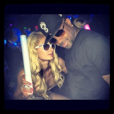 Paris Hilton, Jermaine Dupri