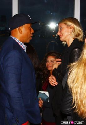 Russell Simmons, Cameron Diaz