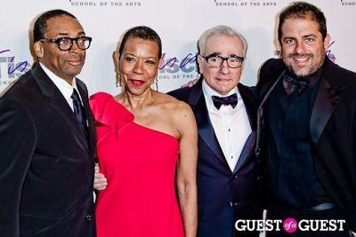 Spike Lee, Mary Schmidt Campbell, Martin Scorsese, Brett Ratner