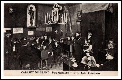Cabaret du Netant