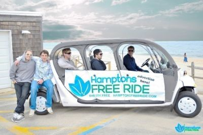 Hamptons Free Ride