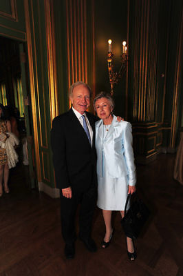 Joe and Hadassah Lieberman