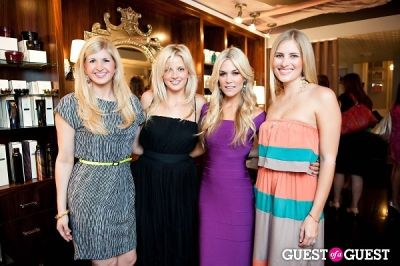 Josie Taylor, Krista Johnson, Tinsley Mortimer, Ashley Taylor
