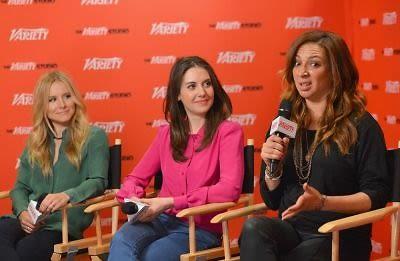 Kristen Bell, Alison Brie, Maya Rudolph