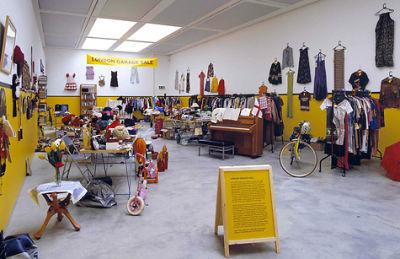 Meta-Monumental Garage Sale