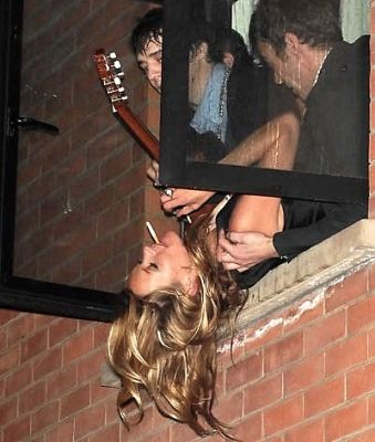 Pete Doherty, Kate Moss