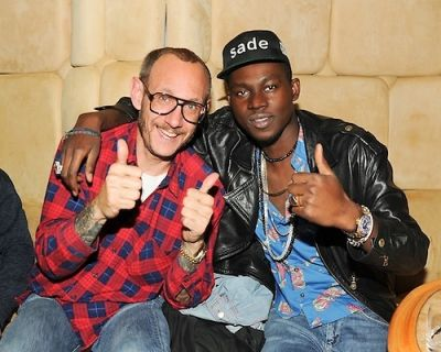 Terry Richardson, Theophilus London
