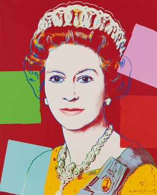 The Queen's Diamond Jubilee, Celebrated In Art