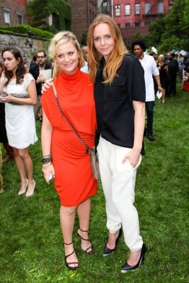 Amy Poehler, Stella McCartney