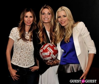 Carole Radziwill, Heather Thompson, Aviva Drescher