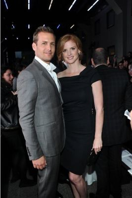 Gabriel Macht, Sarah Rafferty