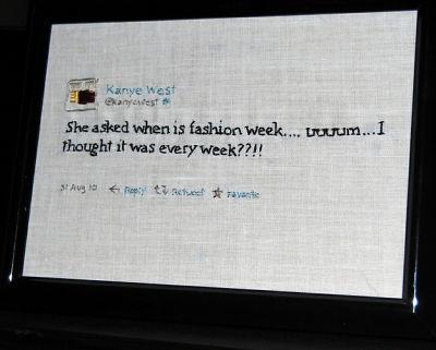 Kanye Tweet