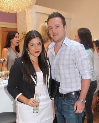 Karina Lopez, Curt Rogers