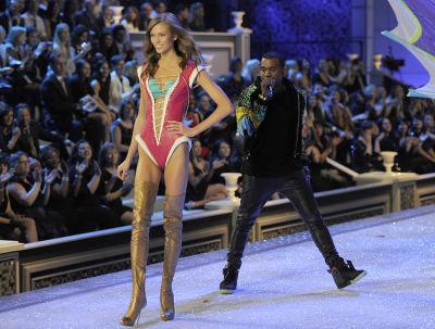 Karli Kloss, Kanye West