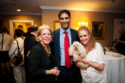 Mary Bird, Nayan Patel, Karen Feld