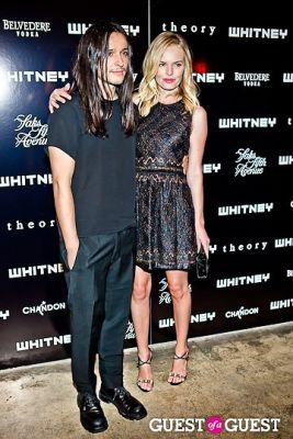 Oliver Theyskens, Kate Bosworth