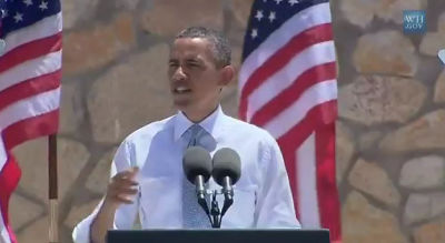President Obama Sings Call Me Maybe